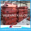 Low Price Sand Boxes Gray Iron Ductile Iron Sand Cast Box Product