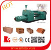 Ecological Mud Brick Press Machine Vacuum Extruder
