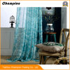 European Style Home Textile Blackout Jacquard Window Curtain, 100% Polyester Jacquard Colorful Blackout Curtain