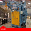 Shot Blasting Machine with Direct-Drvien Blast Wheel