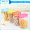 Neway Colorful Plastic Jar