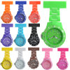 Fashion New Plastic Nurse Watch with Waterproof