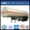 Cimc Tri Axles 45 Cbm Fuel Tanker