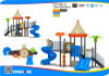Kindergarten Amusement Park Classic Castle Series