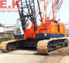 80ton Japanese Hitachi Lattice Boom Crawler Track Crane (KH300)