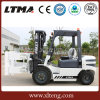 Forklift Attachment 3 Ton Diesel Forklift with Paper Roll Clamp