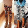 Fashion Women Nordic Style Faux Fur Lined Leggings Wh0805