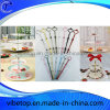 Wedding Party Zinc Alloy 2 or 3 Tiers Cake Stand