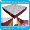 Serenity Sleep Compressed Pack Promotion Durable Bonnell Spring Mattress Gel Memory Foam Top