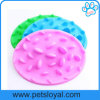 Factory Wholesale Silicone Pet Dog Slow Bowl (HP-303)