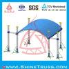 Concert Aluminum Structure 6 Pillars Truss