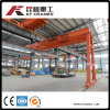 Semi Gantry Cranes with Hoist Used in Workshop