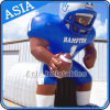 Custom Design Inflatable Football Helmet Tunnel Baseball Inflatable Man