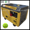 7.5kVA 7.5kw 198f Engine Three Phase Silent Diesel Generator Set