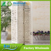 Beautiful White Hollow Carved Screen Bedroom Partition Folding Screen