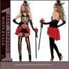 Crazy Party Carnival Animal Adult Sexy Halloween Skeleton Costume (TL6848)