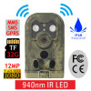 Wholesale Night Vision MMS Infrared Hunting Trail Camera with SMS SMTP