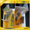 China Supplier Anodized Clean Aluminium Profile Aluminum Parts