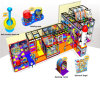 Cheer Amusement Space Themed Indoor Playground Fitness Equipment
