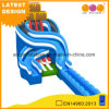 Giant Inflatable Summer Hut Water Slide Beach (AQ01778-6)