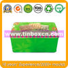 Rectangle Food Tin Packing, Biscuit Tin Box, Cookies Box