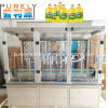 Automatic Linear Oil Filling and Capping Machine