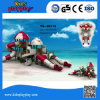 2016 Hot Product Robot Series Outdoor Playground Playsets for Children