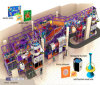 Cheer Amusement Space Themed Indoor Playground