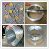 Electro Galvanzied Wire 0.7mm 0.8mm 0.9mm 7kg-25kg/Coil Constructions Binding Wire