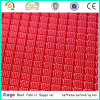 PU Coated 100% Polyester 400d Grid Backpack Fabric