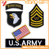 Customed Logo Arm Embroidery Patches for Uniform
