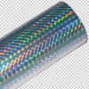Chromatic Holographic Hot Stamping Foil Film for Cloth/Plastic/Textile