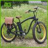 48V 500W Brushless Rear Motor Man Electric Beach Bike Fat Tyre E-Bike