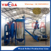Automatic Biomass Sawdust Wood Pellet Making Production Line
