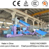 Plastic Recycling Granulating Machine with Watering Die Face Cutting