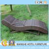 Hotel Wicker Furniture Chaise Lounge for Outdoor