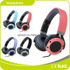 2017 New Style Metal Style Red Headphone/Headset