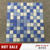 Blue Mix White Colorful Glass Mosaic Crystal for Pub
