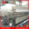 Side Beam Automatic Hydraulic Plate Filter Press for Alkaloid