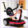 Indoor Plastic Toy Car for Kids with Luminaire Wheel