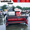 Automatic Discharging Pipe 88HP 4lz-4.0e Rapeseed Combine Harvesetr