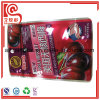 Bottom Flat Side Seal Ziplock Plastic Bag for Fresh Fruit
