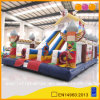 Indian Inflatable Slide with Obstacle Courses (AQ01235)