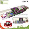 New Soft Indoor Trampoline, Indoor Amusement Trampoline Park