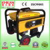 2kw Mobile Air Cooled Portable Gasoline Generator