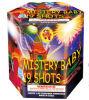 1.2 Inch 19 Shot Hexagon Cake Fireworks