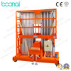 10m Hydraulic Lifting Working Platform for Warehouse and Workshop Use