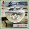 Clear Crystal Apple for Promotion Gifts