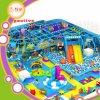 Fiberglass Slide Ce Certificate Climbing Trampoline Foam Area Indoor Soft Playground
