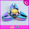 New Arrival Deep Groove Bearing Tri Fidget Spinner Metal Fidget Ball W01A235